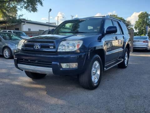 2004 Toyota 4Runner for sale at Wheel Deal Auto Sales LLC in Norfolk VA