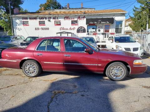 2004 Mercury Grand Marquis for sale at Class Act Motors Inc in Providence RI