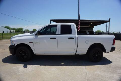 2014 RAM Ram Pickup 1500 for sale at Ratts Auto Sales in Collinsville OK
