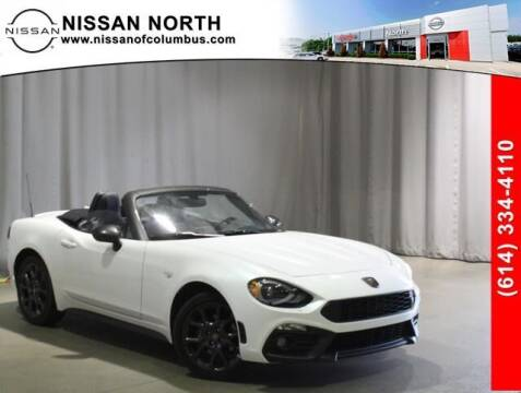2018 FIAT 124 Spider for sale at Auto Center of Columbus in Columbus OH