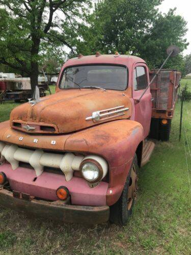 1952 Ford F-150 for sale in Cadillac, MI