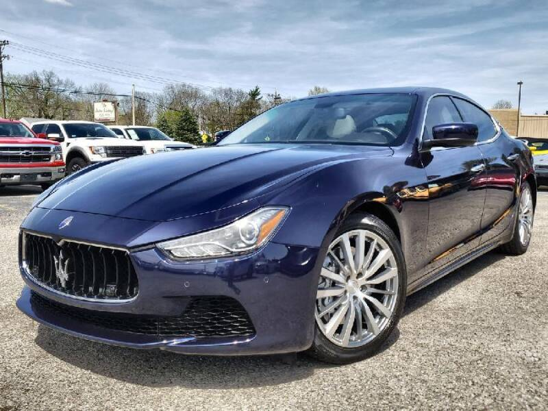2014 Maserati Ghibli for sale in Fairfield, OH