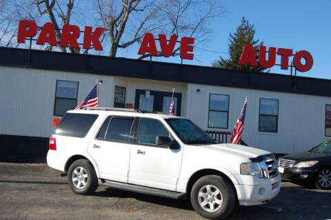 2009 Ford Expedition for sale at Park Ave Auto Inc. in Worcester MA