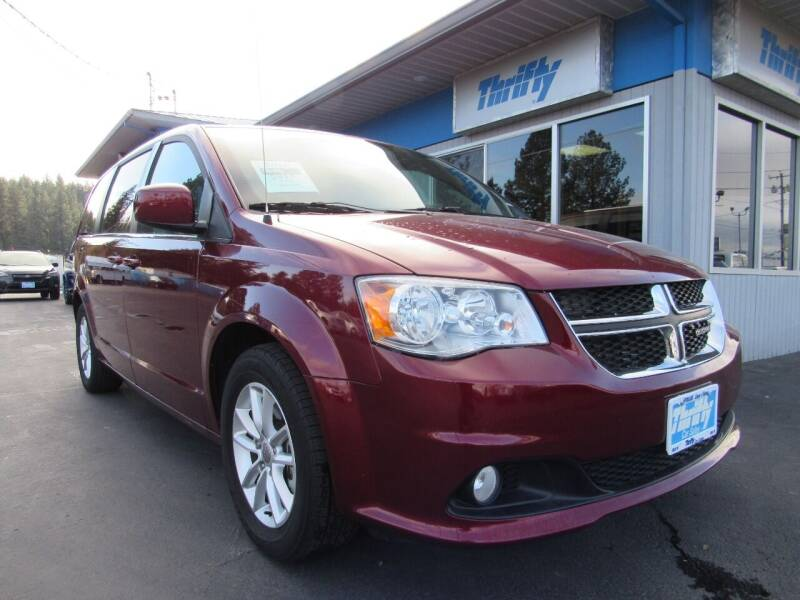2018 Dodge Grand Caravan for sale at Thrifty Car Sales SPOKANE in Spokane Valley WA