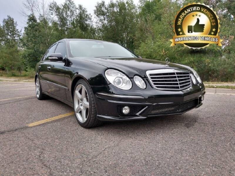 2009 Mercedes-Benz E-Class for sale at Central Denver Auto Sales in Englewood CO