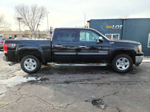 2012 GMC Sierra 1500 for sale at THE LOT in Sioux Falls SD