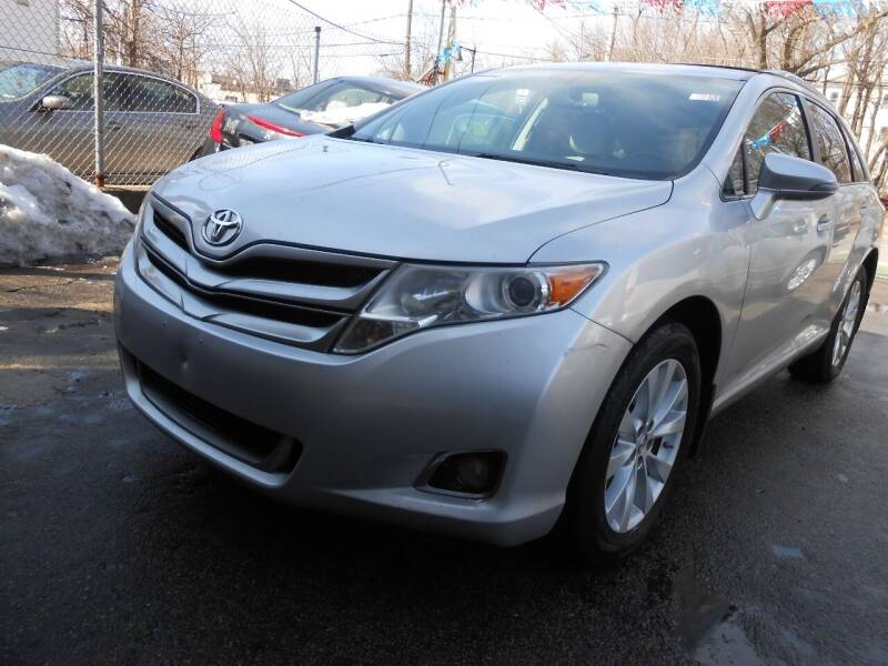 2013 Toyota Venza for sale at N H AUTO WHOLESALERS in Roslindale MA