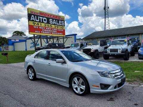 2010 Ford Fusion for sale at Mox Motors in Port Charlotte FL
