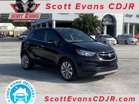2017 Buick Encore for sale at SCOTT EVANS CHRYSLER DODGE in Carrollton GA