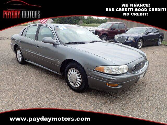 2004 Buick LeSabre for sale at Payday Motors in Wichita KS