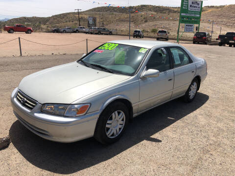 2000 Toyota Camry for sale at Hilltop Motors in Globe AZ