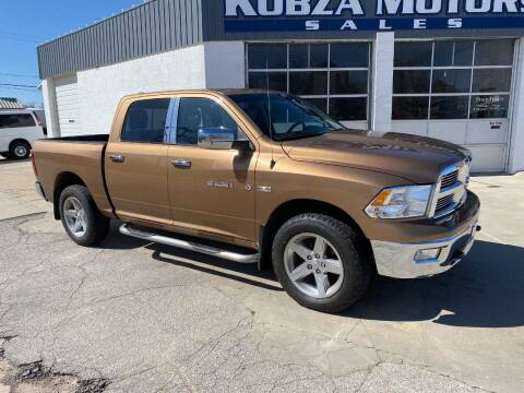2012 RAM Ram Pickup 1500 for sale at Kobza Motors Inc. in David City NE
