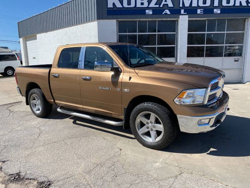 2012 RAM Ram Pickup 1500 for sale at Kobza Motors Inc. in David City NE