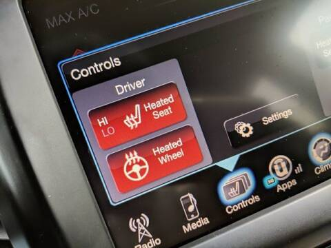 2014 Jeep Cherokee for sale at Gandrud Dodge in Green Bay WI