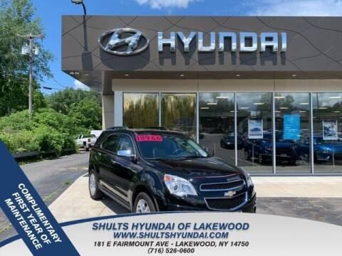 2015 Chevrolet Equinox for sale at Shults Hyundai in Lakewood NY