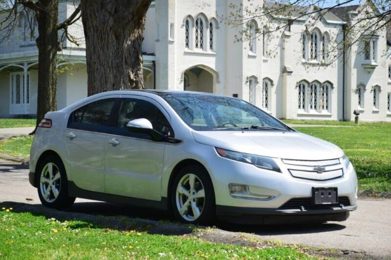 2012 Chevrolet Volt for sale at Digital Auto in Lexington KY