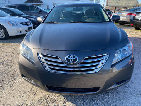 2009 Toyota Camry Hybrid for sale at Advantage Motors in Newport News VA