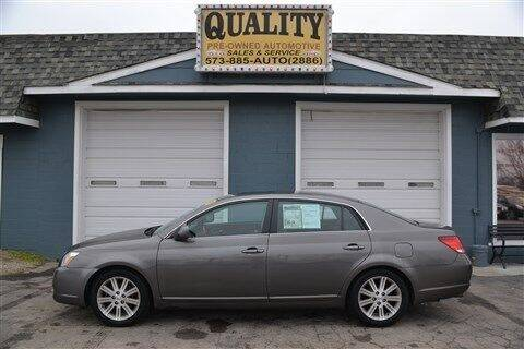 2007 Toyota Avalon for sale at Quality Pre-Owned Automotive in Cuba MO