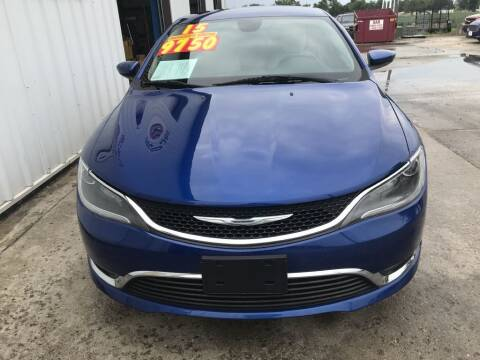 2015 Chrysler 200 for sale at LA AUTO in Bates City MO