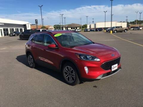 2020 Ford Escape for sale at Gross Motors of Marshfield in Marshfield WI