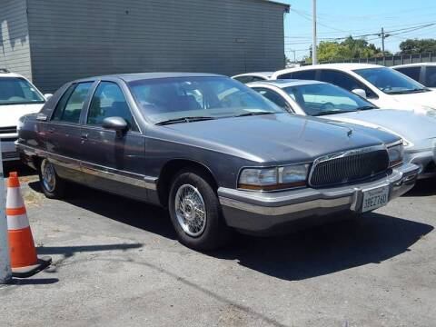 1992 Buick Roadmaster for sale at Crow`s Auto Sales in San Jose CA