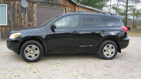 2007 Toyota RAV4 for sale at Spear Auto Sales in Wadena MN