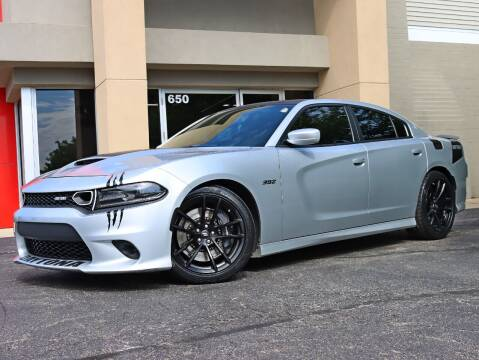 2020 Dodge Charger for sale at Schaumburg Pre Driven in Schaumburg IL