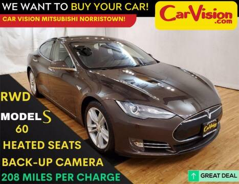 2014 Tesla Model S for sale at Car Vision Mitsubishi Norristown in Trooper PA
