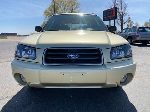 2004 Subaru Forester for sale at Rides Unlimited in Nampa ID