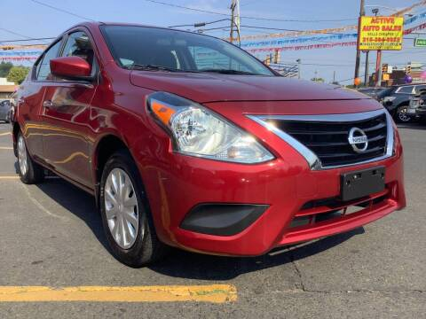 2017 Nissan Versa for sale at Active Auto Sales in Hatboro PA