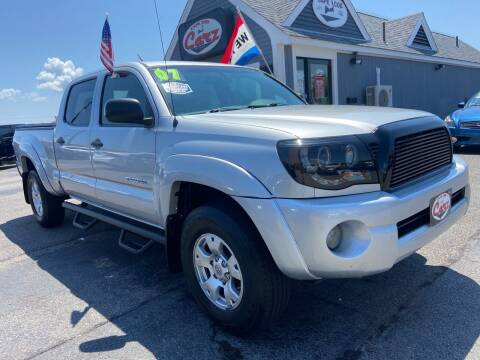 2007 Toyota Tacoma for sale at Cape Cod Carz in Hyannis MA
