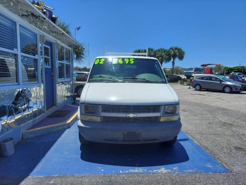 2002 Chevrolet Astro Cargo for sale in Sarasota, FL