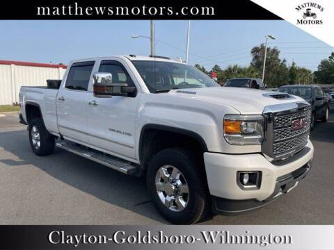 2019 GMC Sierra 3500HD for sale at Auto Finance of Raleigh in Raleigh NC