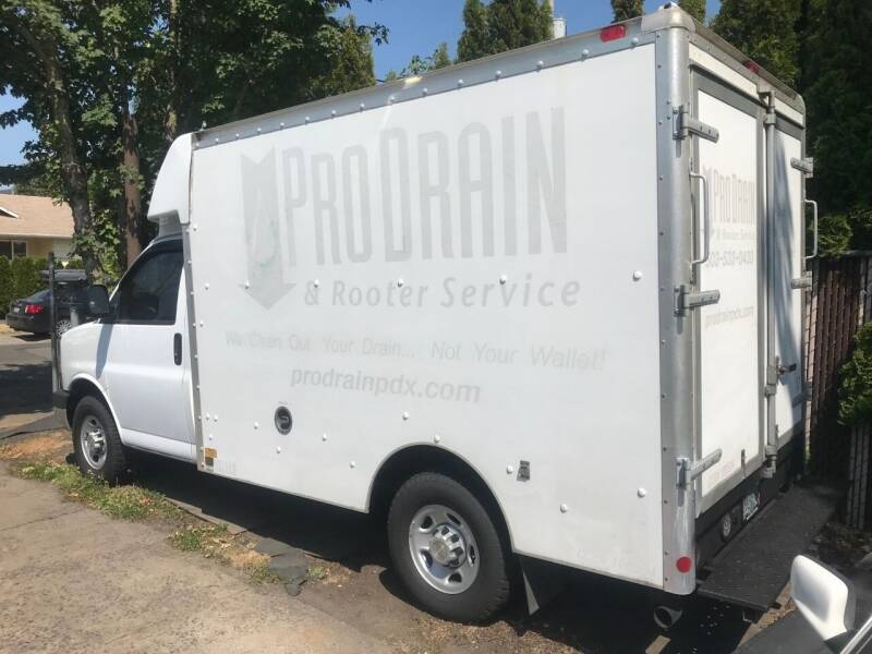 2007 Chevrolet Express Cutaway 3500 2dr Commercial/Cutaway/Chassis 139-177 in. WB - Portland OR