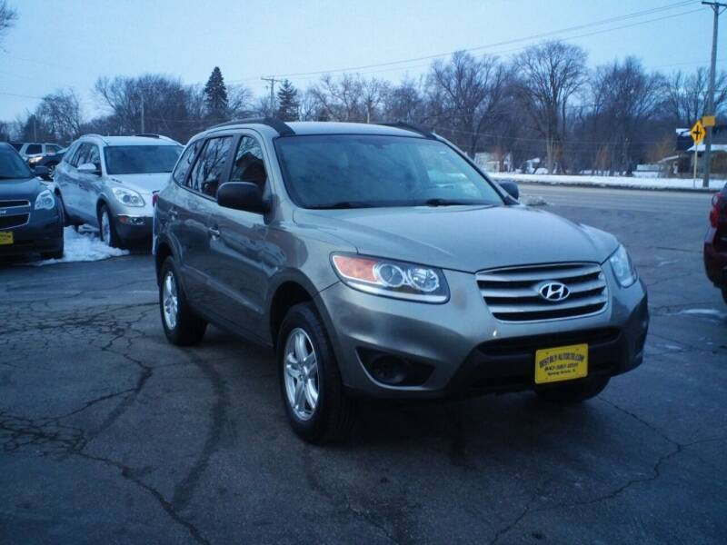 2012 Hyundai Santa Fe for sale at BestBuyAutoLtd in Spring Grove IL