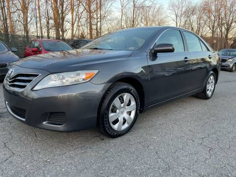 2010 Toyota Camry for sale at Dream Auto Group in Dumfries VA