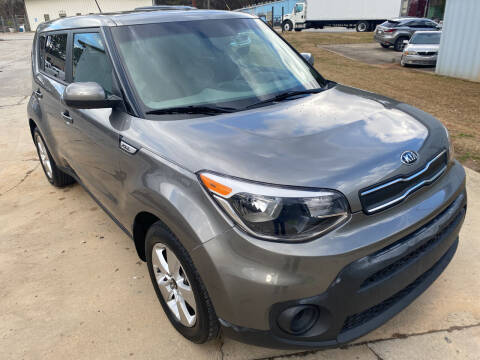2018 Kia Soul for sale at Elite Motor Brokers in Austell GA