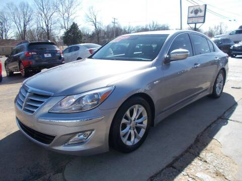 2013 Hyundai Genesis for sale at High Country Motors in Mountain Home AR