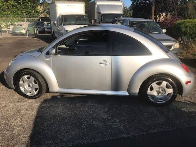 2001 Volkswagen New Beetle GLS 2dr Coupe - Portland OR