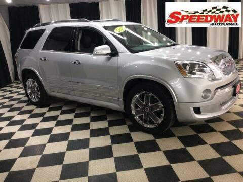 2012 GMC Acadia for sale at SPEEDWAY AUTO MALL INC in Machesney Park IL
