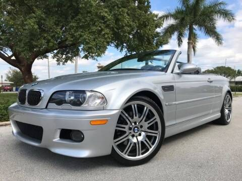 2005 BMW M3 for sale at DS Motors in Boca Raton FL