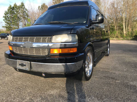 2007 Chevrolet Express Cargo for sale at Certified Motors LLC in Mableton GA