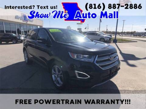 2016 Ford Edge for sale at Show Me Auto Mall in Harrisonville MO