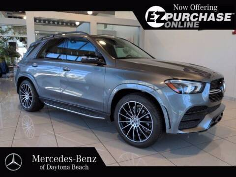 2020 Mercedes-Benz GLE for sale at Mercedes-Benz of Daytona Beach in Daytona Beach FL