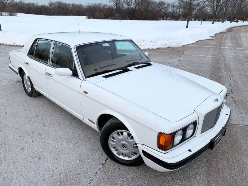 1996 Bentley Brooklands for sale at Park Ward Motors Museum - Park Ward Motors in Crystal Lake IL