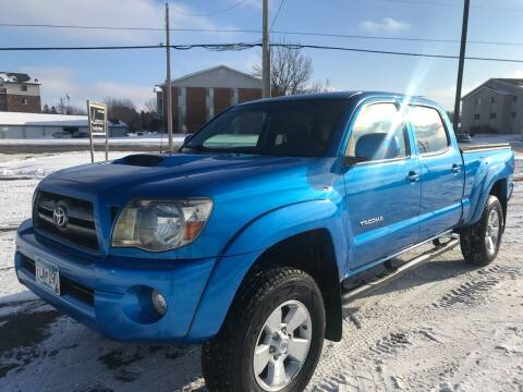 2010 Toyota Tacoma for sale at Lawrence Family Motors in Saint Cloud MN