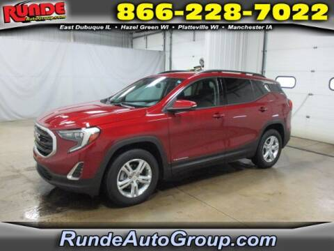 2019 GMC Terrain for sale at Runde Chevrolet in East Dubuque IL