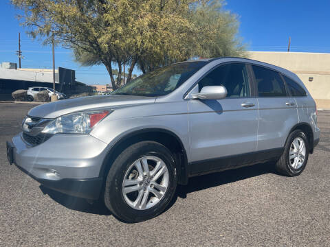 2011 Honda CR-V for sale at Tucson Auto Sales in Tucson AZ