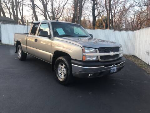 2003 Chevrolet Silverado 1500 for sale at Certified Auto Exchange in Keyport NJ