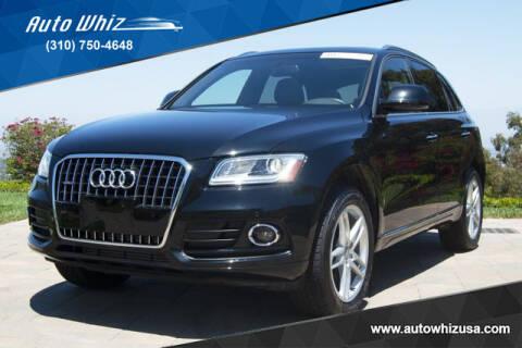 2017 Audi Q5 for sale at Auto Whiz in Rancho Palos Verdes CA